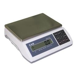 Весы контрольного взвешивания и фасовки CAS ED-H НПВ=3,6,15,30кг