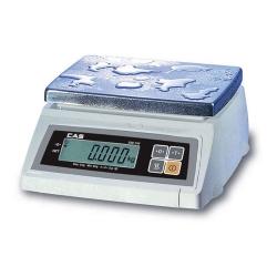 Порционные весы CAS SW-W НПВ=5,10,20кг, IP66