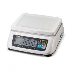 Порционные весы CAS SWN НПВ=3,6,15,30кг