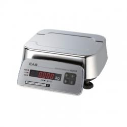 Весы пылеводозащищенные CAS FW-500E НПВ=6,15,30кг, IP69, LED дисплей