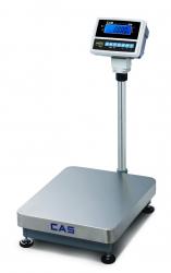 Весы напольные CAS HD, НПВ=60, 150, 300 кг