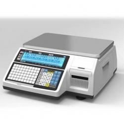 Весы с печатью этикеток CAS CL3000B